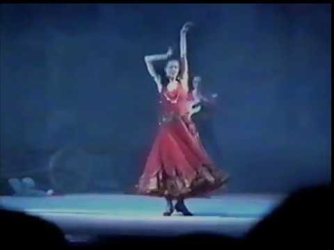 Egle Spokaite. Gypsy Dance from Don Quichote