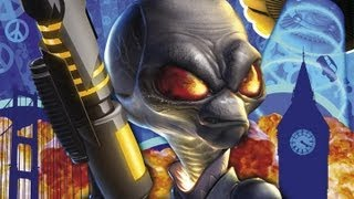 CGRundertow DESTROY ALL HUMANS 2 for PlayStation 2 Video Game Review