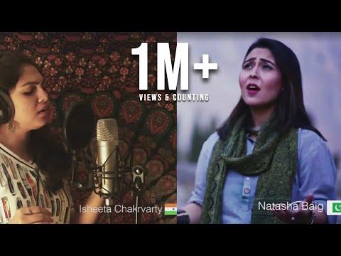 Peace National Anthem | Pak Sar Zameen - Jana Gana Mana - Indian and Pakistani Singers Together
