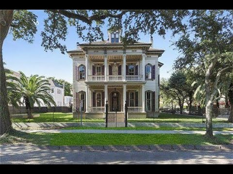 The Most Stunning Victorian Mansion Just Hit the Market in NOLA   Southern Living