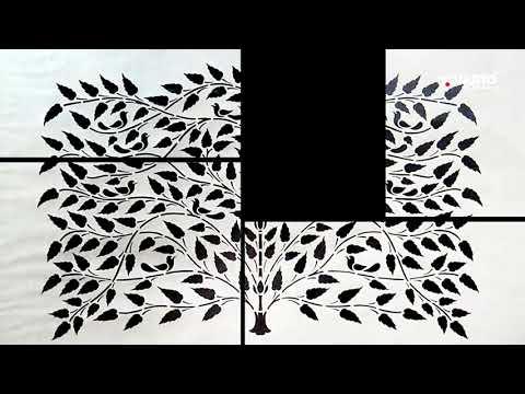 Sanjhi: The Art Of Hand Cut Paper Designs