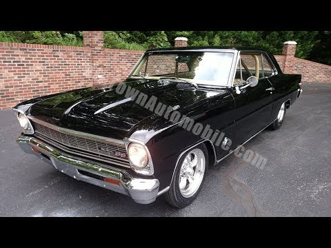 1966 Nova for sale Old Town Automobile in Maryland