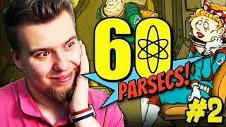 ZAKOCHAŁA SIĘ WE MNIE! (60 Parsecs #2)