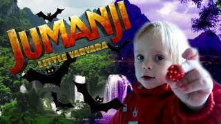 Игра Джуманджи в Реальной Жизни Первая Серия | Jumanji Game in Real Life First Episode