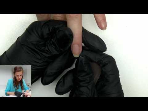 Как из квадратной формы ногтей сделать миндаль