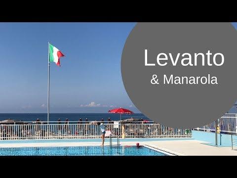 Levanto and Manarola - Etrusco Road Trip Italia