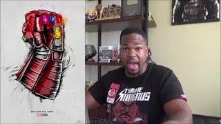 Avengers: Endgame Re-Release Details!!!