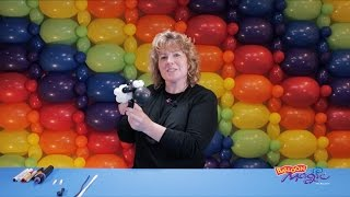 New Zealand Sheep! Balloon Magic - The Magazine Bonus Video Featuring Pippity Pop