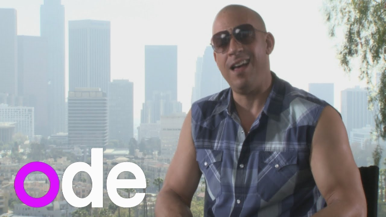 Fast And Furious 7 Vin Diesel Sings See You Again In Tribute To