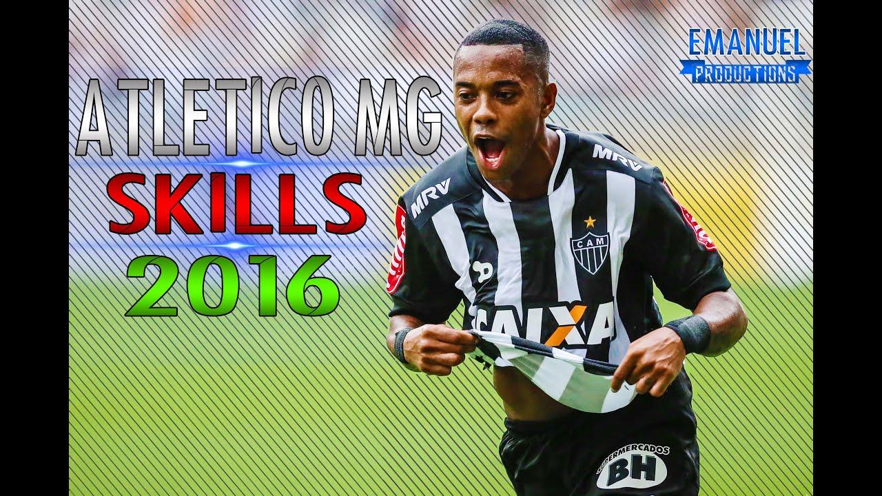 Robinho ○ Goals Skills & Assists ○ Atlético Mineiro ○ 2016