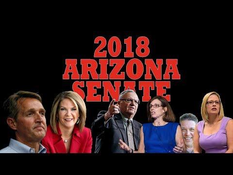 Arizona Senate Race: 2018