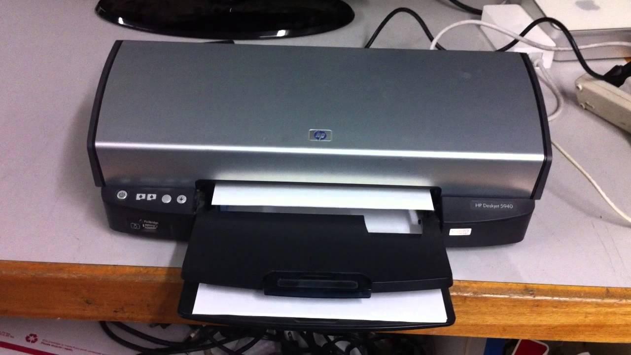 driver imprimante hp deskjet 5940