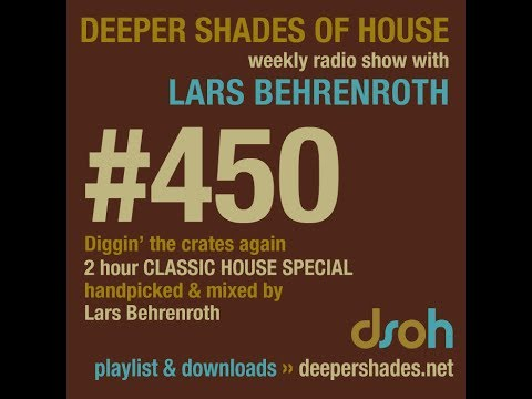 Classic house music dj mix by lars behrenroth soulful for House music classics 90s