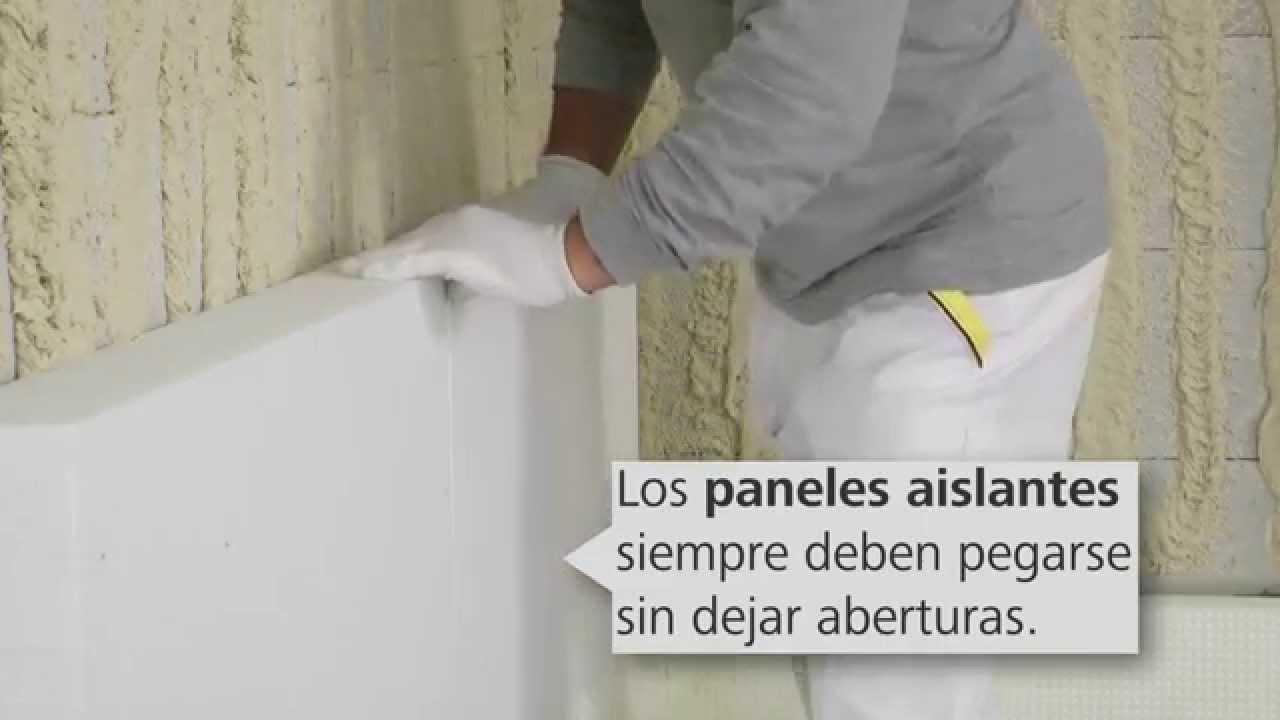 Aislante termico para paredes aislante termico aislantes - Cual es el mejor aislante termico ...