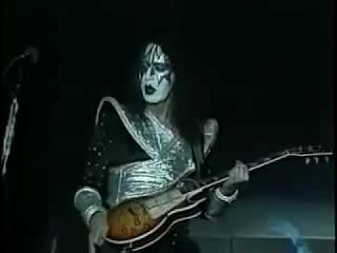 28.06.1996 - KISS live at the Tiger Stadium in Detroit