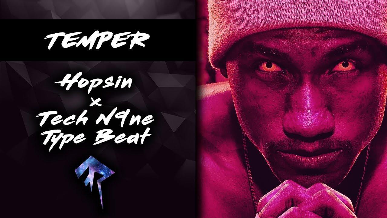 With Hook Tech N9ne X Hopsin Type Rap Beat With Doovi - Www