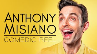 Anthony Misiano - Comedic Reel 2020