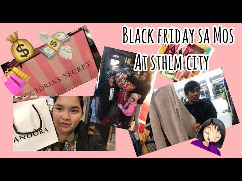 VLOG #7: BLACK FRIDAY SA MOS AT STOCKHOLM CITY