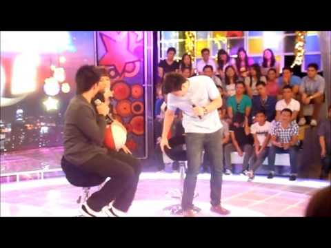 GGV featuring Jeron Teng and Kiefer Ravena