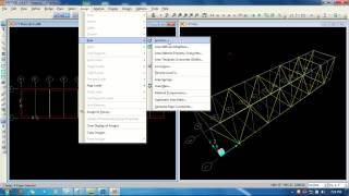 Structural Analysis And Design Of A Reverse Truss Bridge Using Sap Software Tutorial.