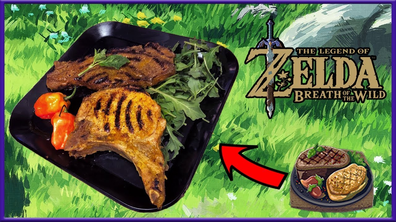 Zelda Breath Of The Wild Cake
