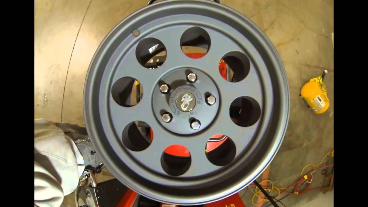 Pro Comp Wheels 7069 Black Youtube