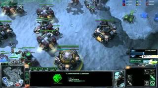 Beta Hots с Adolf[RA] #4 - [Starcraft II]
