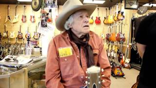 Ramblin Jack Elliott at Norman