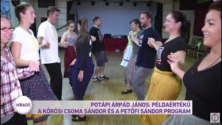 Példaértékű a Kőrösi Csoma Sándor és a Petőfi Sándor program