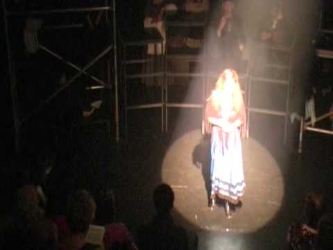 Excerpts from 'Oliver!' Production