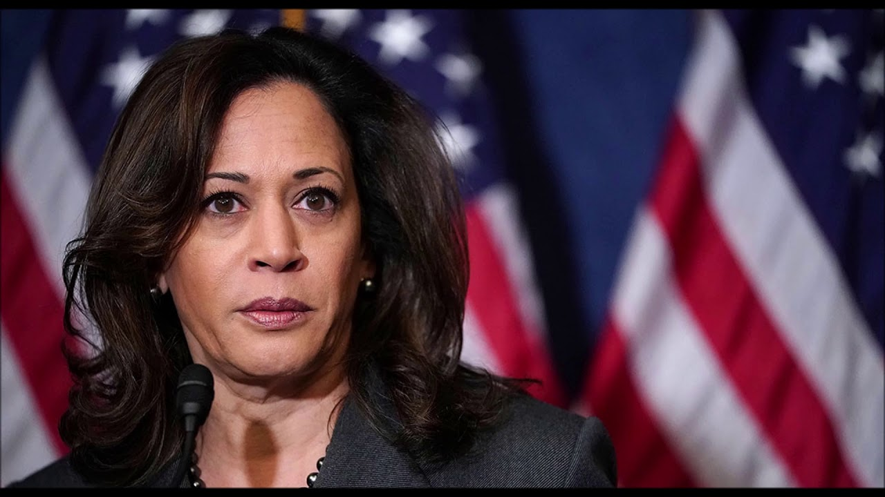 Kamala Harris Talks 2020 Election; 'It's Going To Be Ugly'