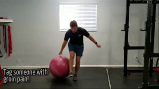 Fix It Friday - Groin/Adductor Strain Phase 1