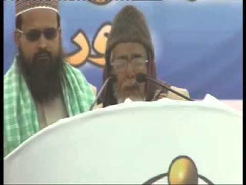 AIUMB Sunni Conference Amethi  Jb Ajmal Sultanpuri