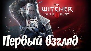 The Witcher 3 Wild Hunt  ПЕРВЫЙ ВЗГЛЯД   ☕☕☕☕ Игры без кофеина