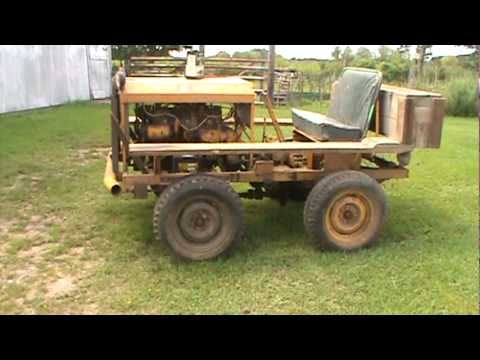 The Swamp Buggy - YouTube