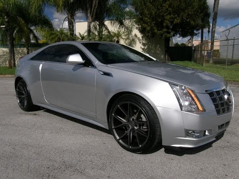 For Sale This 2011 Cadillac Cts4 Awd V6 Coupe Youtube