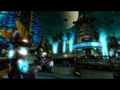 Ratchet & Clank®Future: A Crack In Time (Comic Con)