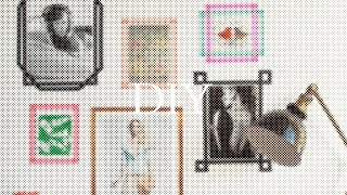 4. Diy Wall Picture Frames (feat. Washi Tape)