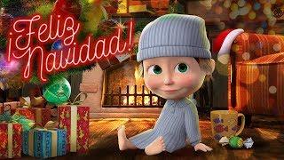 Masha y el Oso - 🎅 Navidad Con Masha y el Oso 🎄 ¡Feliz Año Nuevo y Feliz Navidad!