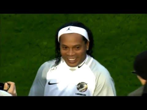 Ronaldinho Show vs Frankfurt Legends 17/11/2018