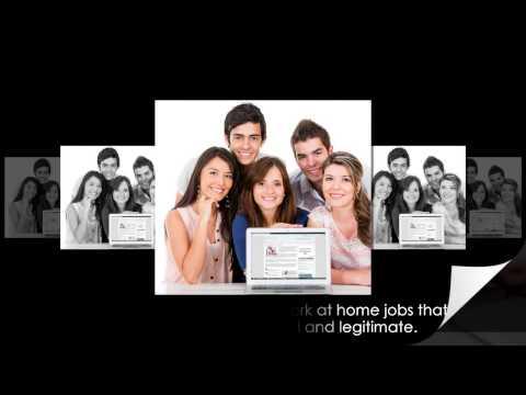 Legitimate Work From Home Jobs - Webjenius.com