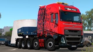 [ETS2 v1.36] Rpie Volvo Fh16 2012