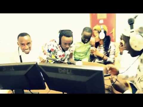 Major X - Nakubiswe Freestyle live in Salus Relax video 2014