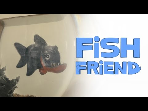 Fish Friend  Short Film