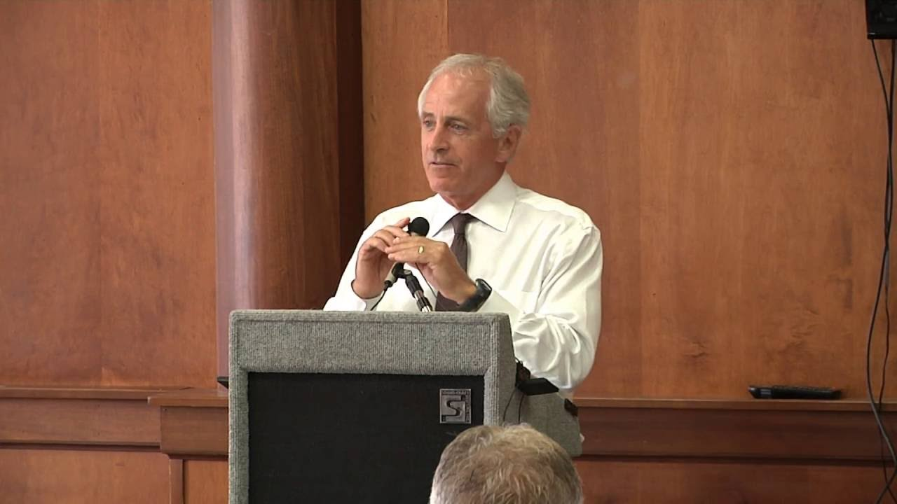 US Senator Bob Corker at Rotary