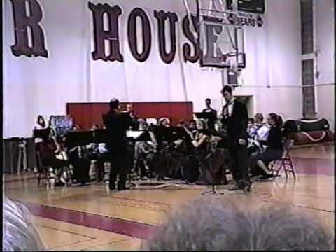 Big Bear High School Band Concert Medley