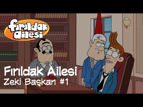 Zeki Başkan Bölüm 1 | Fırıldak Ailesi (2. Sezon 33. Bölüm)