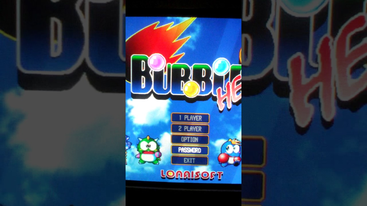 Bubble bobble hero 2 gameplay (pc game, 1999) youtube.