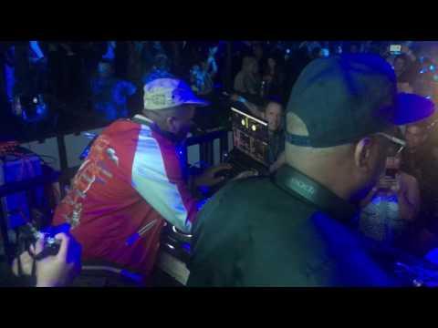 Three Kings: DJ Z-Trip, DJ Jazzy Jeff, and Just Blaze freestyle DJ collaboration.