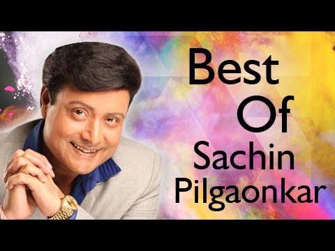 Best Of Sachin Pilgaonkar Songs - Jukebox - Best Marathi Movies Songs